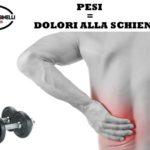 Pesi e dolori articolari