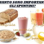 Dieta e spuntini